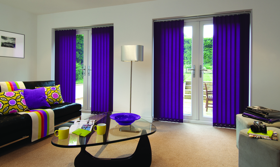 Vertical Blinds TAYDEC Blinds Awnings Shutters
