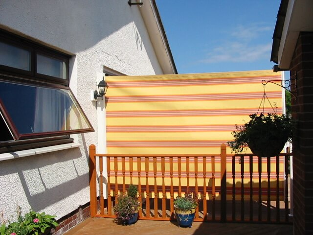 Check Out Our Side Awnings And Barriers Gallery Below